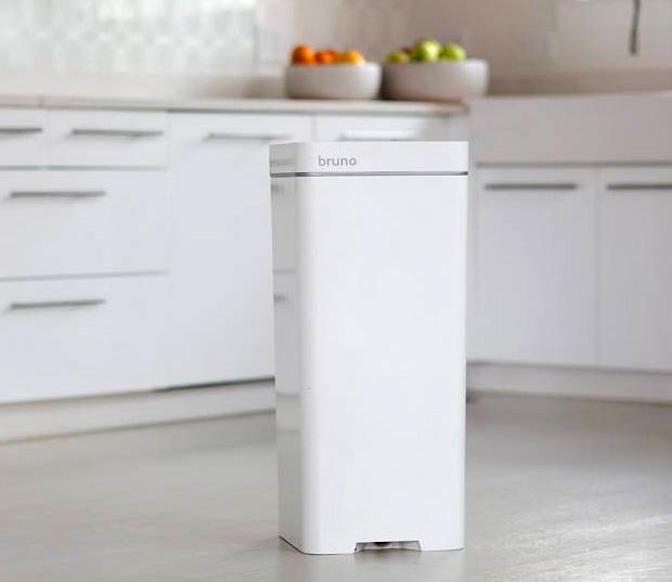 Bruno Smart Kitchen Trashcan at werd.com
