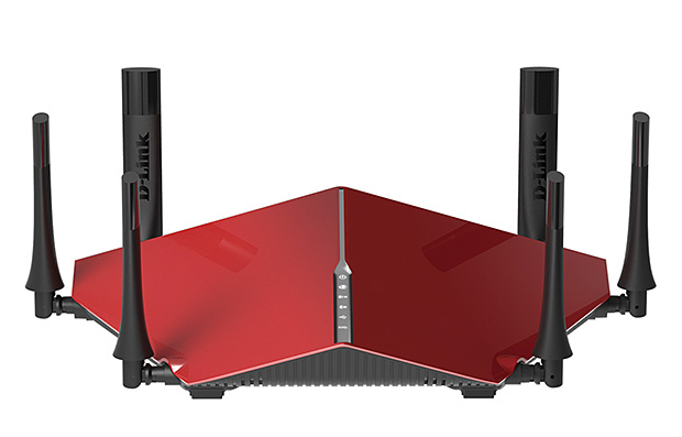 D-Link AC3200 Ultra Wi-Fi Router at werd.com
