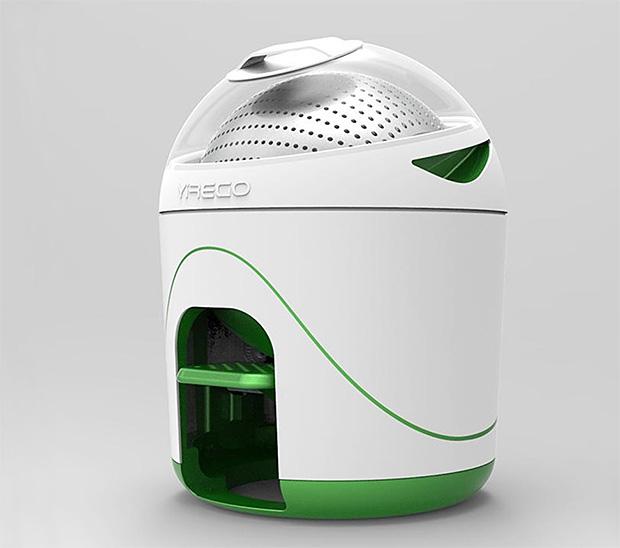 Drumi Portable Washing Machine at werd.com