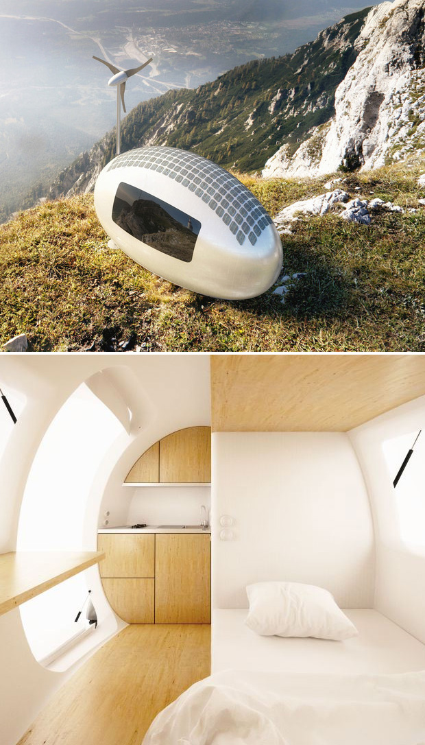 Ecocapsule at werd.com