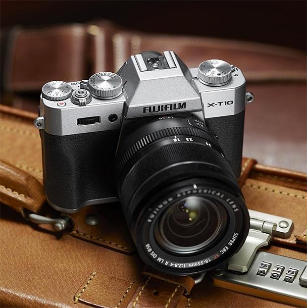 Fujifilm X-T10 at werd.com
