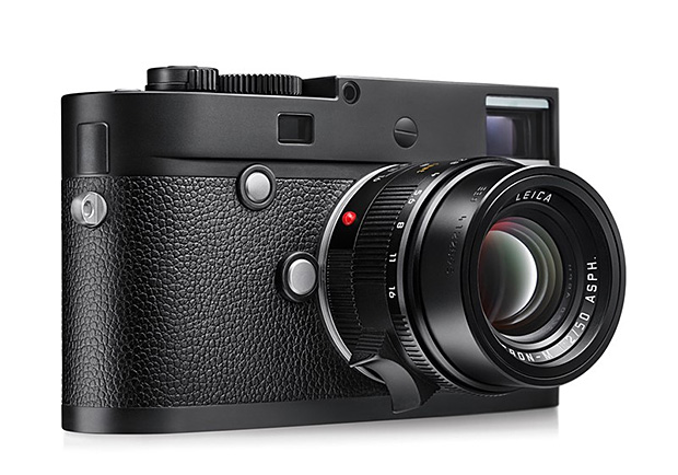 Leica's New M Monochrom at werd.com