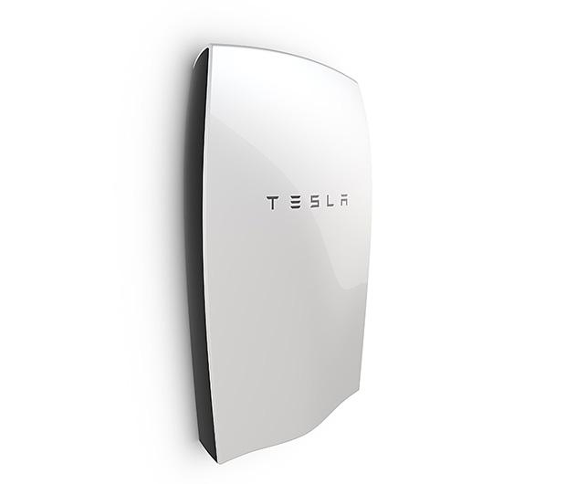 Tesla Powerwall at werd.com