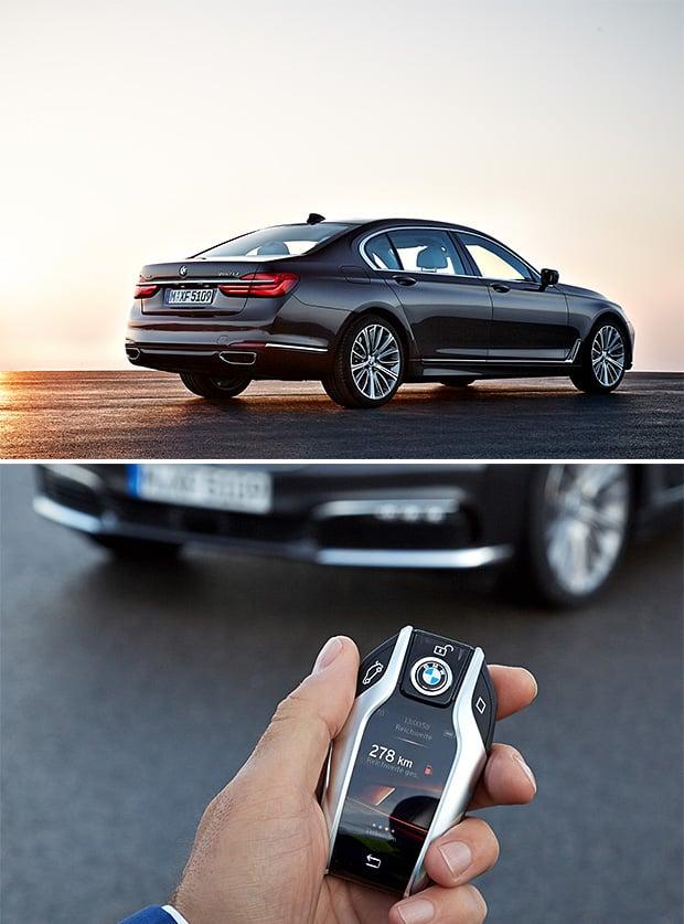 2016 BMW 7 Series at werd.com
