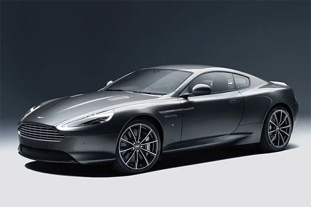Aston Martin DB9 GT at werd.com
