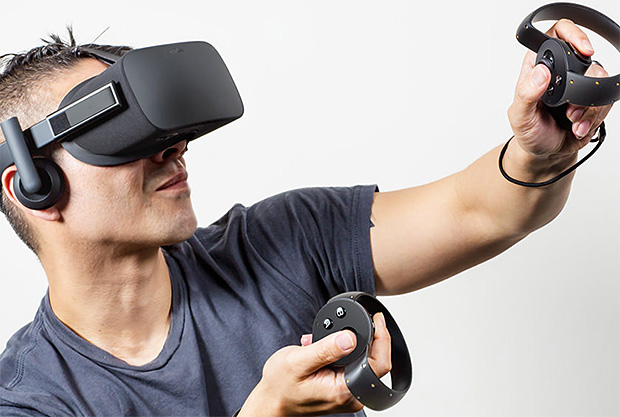 Oculus Rift & Touch at werd.com