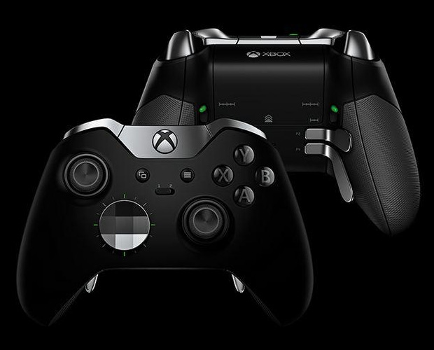 Xbox One Elite Wireless Controller at werd.com