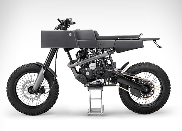 Yamaha Scorpio by Thrive Motorcycles at werd.com