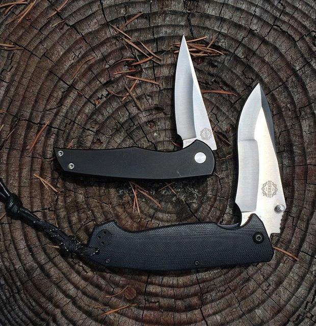 Burnside Knives at werd.com