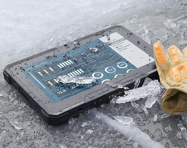 Dell Latitude 12 Rugged Tablet at werd.com