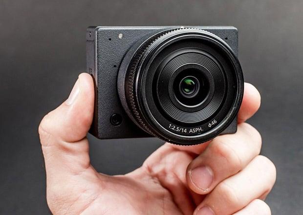 E1 4K UHD Interchangeable Lens Camera at werd.com