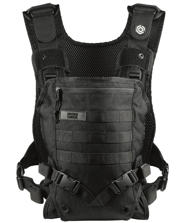 Mission Critical Baby Carrier at werd.com