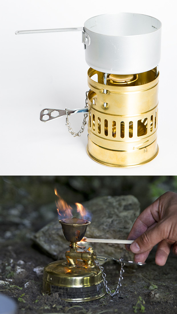 Optimus Svea Camp Stove at werd.com