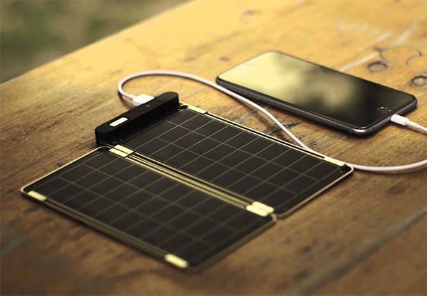 Solar Paper at werd.com