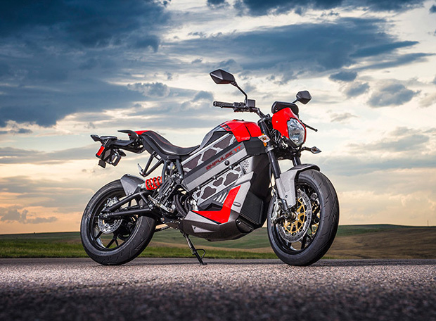 Victory Motorcycles Empulse TT Electric Motorcycle at werd.com