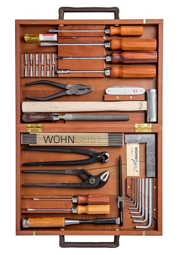 WohnGeist Tool Set at werd.com