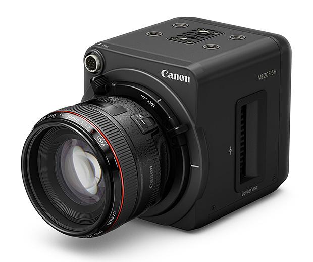Canon ME20F-SH at werd.com