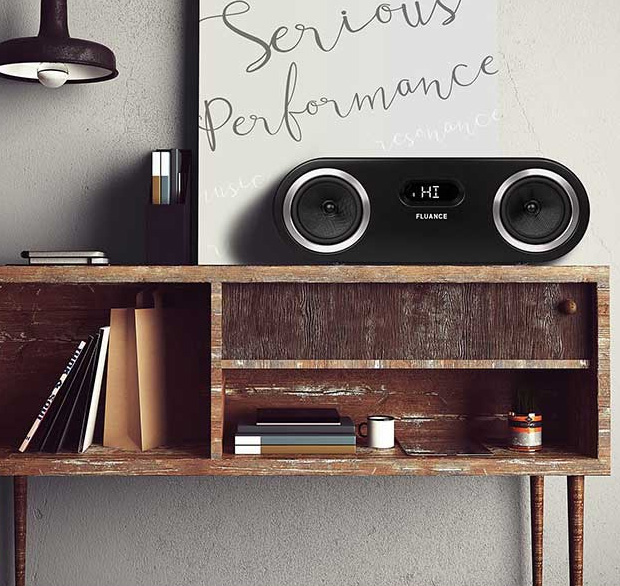 Fluance Fi50 Speaker at werd.com