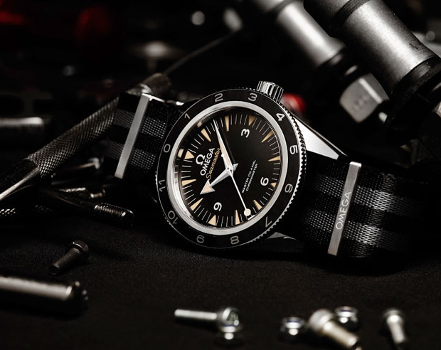"""OMEGA Seamaster 300 """" Spectre"""" Limited Edition at werd.com"""