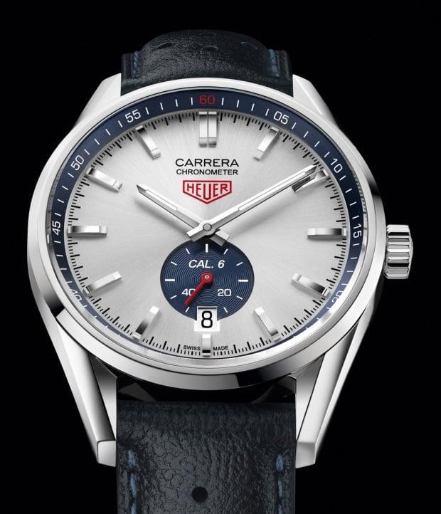 TAG Heuer Carrera Calibre 6 Chronometer at werd.com