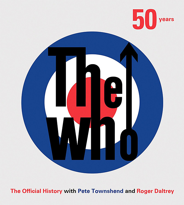 The Who: 50 Years: The Official History at werd.com