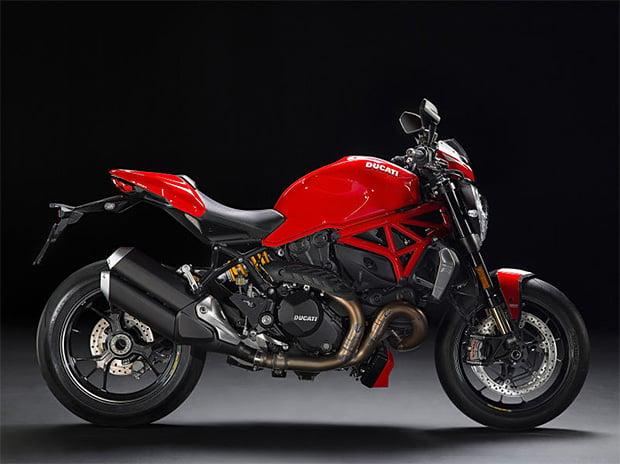 2016 Ducati Monster 1200R at werd.com