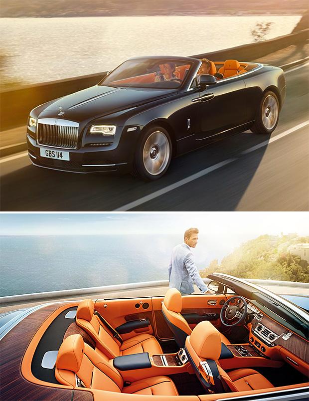 2016 Rolls-Royce Dawn at werd.com