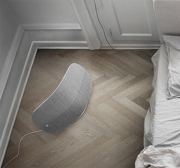 BANG & OLUFSEN BeoPlay A6 at werd.com