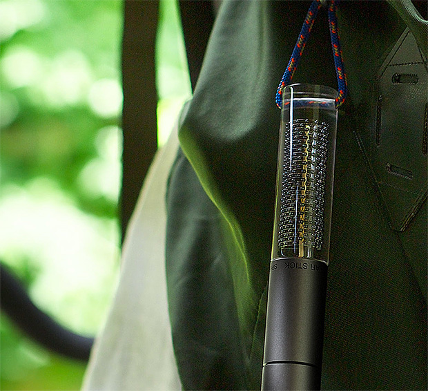 Sphelar Solar Flashlight at werd.com