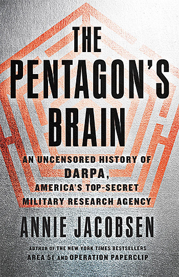 The Pentagon's Brain at werd.com