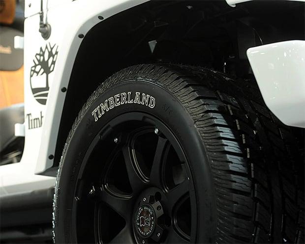 Timberland Tires at werd.com
