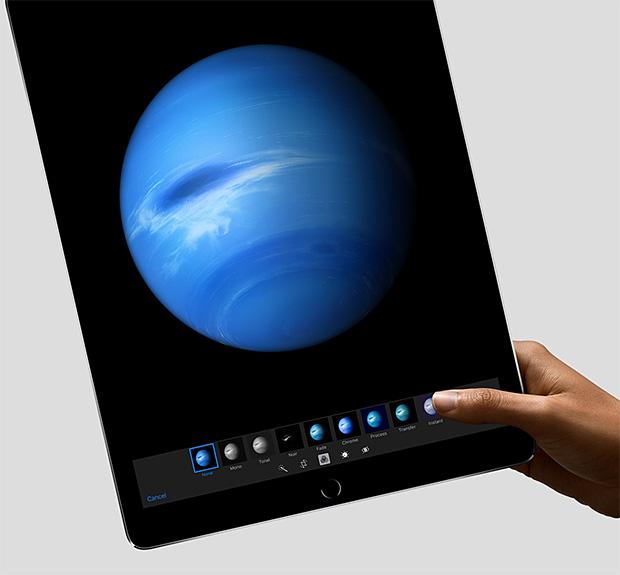 iPad Pro at werd.com