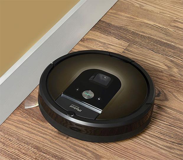 iRobot Roomba 980 at werd.com