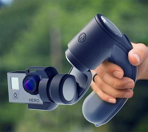 Aetho Aeon Handheld GoPro Stabilizer at werd.com