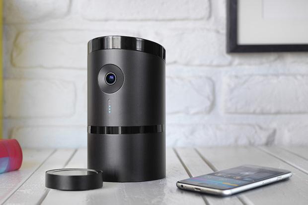Angee Autonomous Home Security System at werd.com