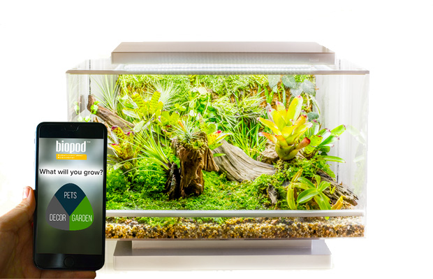 Biopod Smart Microhabitat at werd.com