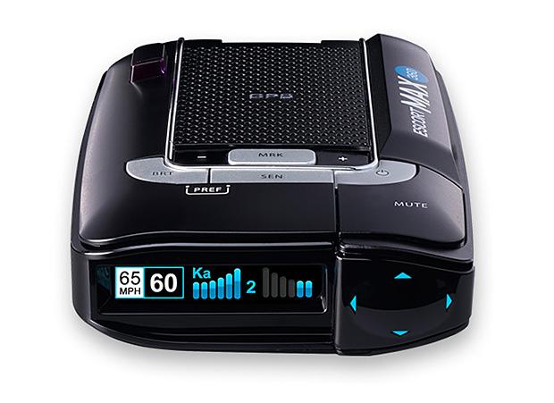 Escort Max360 Radar Detector at werd.com