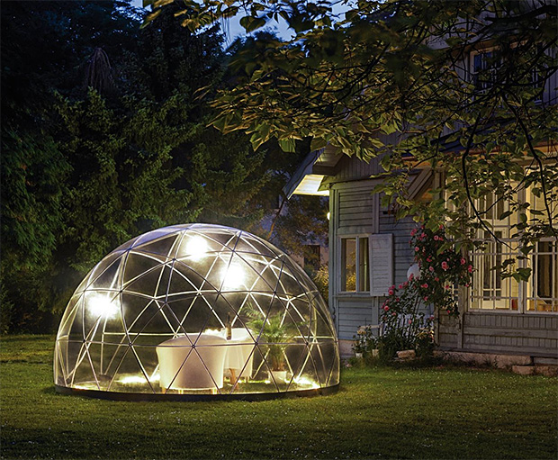Garden Igloo at werd.com