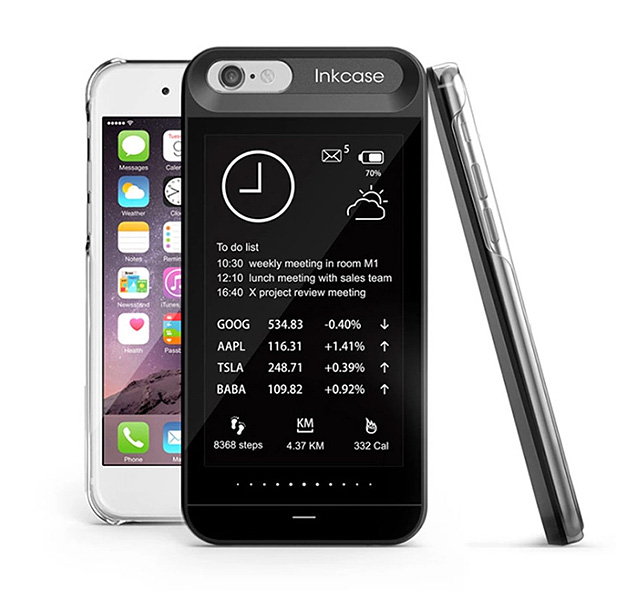 OAXIS InkCase i6 at werd.com
