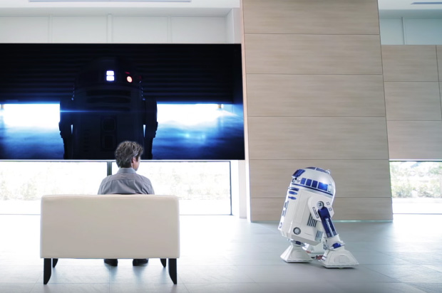 Remote Control R2-D2 Mini Fridge at werd.com