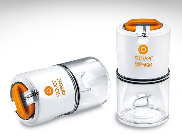 Saver Emergency Breath System at werd.com