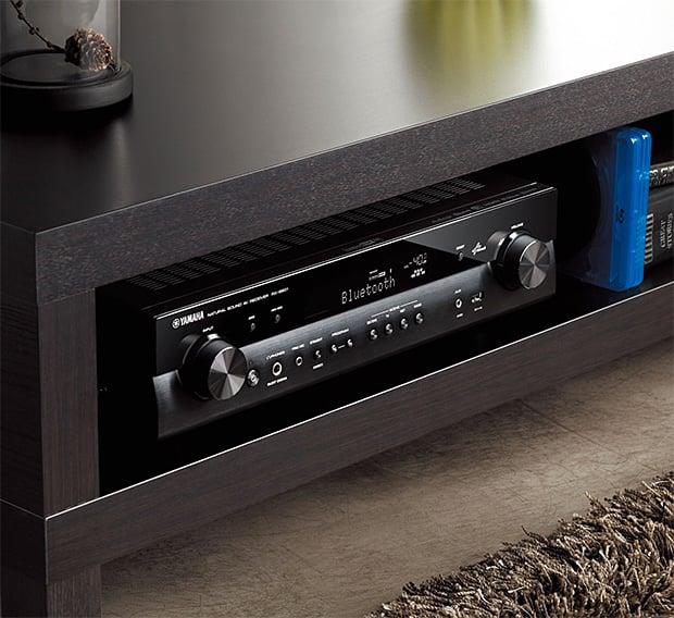 Yamaha RX-S601 Slimline Receiver at werd.com