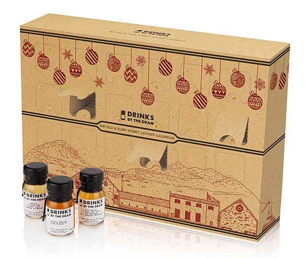 2015 Whisky Advent Calendar at werd.com