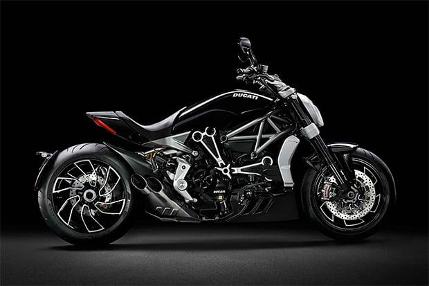 2016 Ducati XDiavel at werd.com