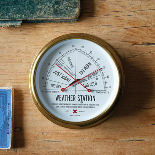 Best Made Weather Station at werd.com