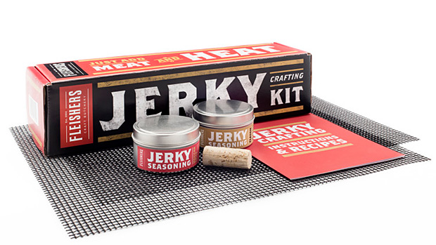 Fleishers DIY Jerky Kit at werd.com