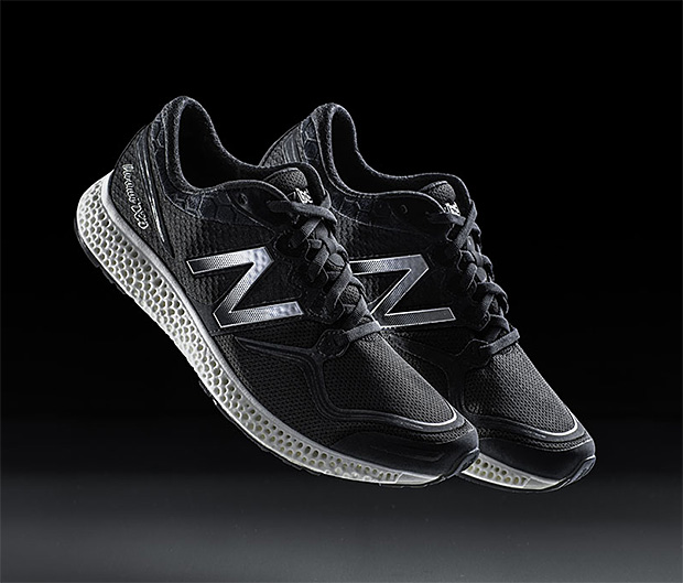 New Balance 3D Printed Shoe at werd.com