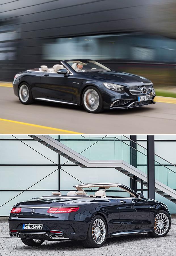 2017 Mercedes-AMG S 65 Cabriolet at werd.com
