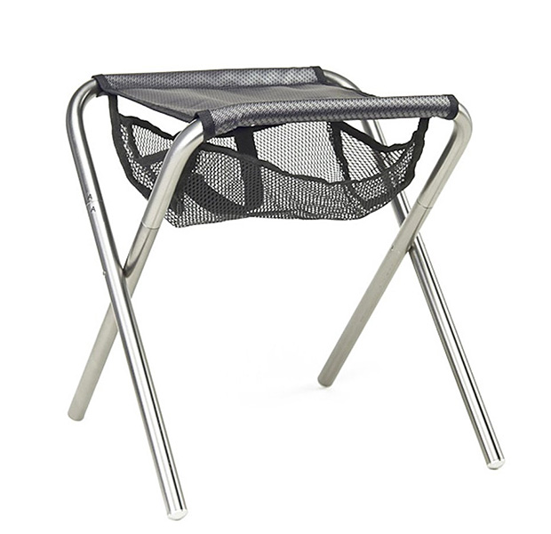 Grand Trunk Folding Camp Stool at werd.com