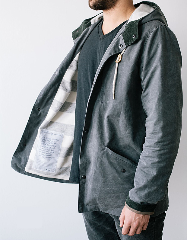 Ketums Bondy Jacket at werd.com